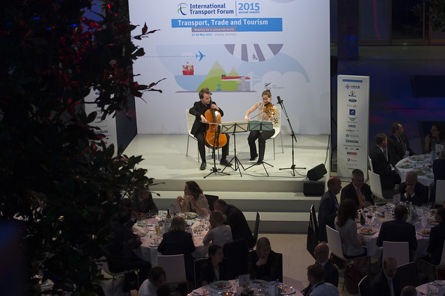 Ambiance at the Gala Dinner