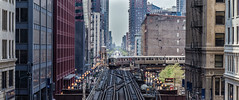 El Looking South (Mobilus In Mobili) Tags: illinois interesting flickr explore motivational mobili mobilus mobilusinmobili chicago2015