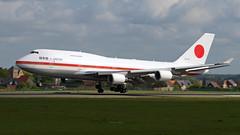 20-1101_20160503_42708_M (Black Labrador13) Tags: plane force aircraft air 101 boeing 747 jumbo avion bru b747 747400 vliegtuig ebbr japna 201101 74747c