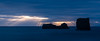 Reynisfjara | Vík (dawvon) Tags: ocean longexposure travel sunset sea sky panorama cloud seascape nature water rock stone landscape iceland twilight europe cloudy dusk nordic atlanticocean ísland vík rockformation godlight halflight blacksandbeach reynisfjara northatlanticocean suðurland reynisfjall víkímýrdal southernregion republicoficeland suðurkjördæmi reynisfjallmountain lýðveldiðísland reynisfjarabeach