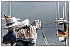 Schiff in Sicht (gbel_d) Tags: nordsee ausblick kapitn greetsiel