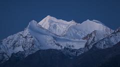 Dawn (Stefsan (on and off)) Tags: morning blue mountains alps nature canon eos dawn schweiz switzerland twilight suisse 7d glaciers bluehour svizzera wallis valais bishorn brunegghorn trbel stefsan weishorn stefansandmeier alpinelandscapelandscape