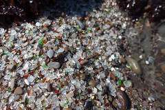 Glass Beach (Zlatko Unger) Tags: ocean california park ca beach glass pacific fort headlands mendocino bragg noyo