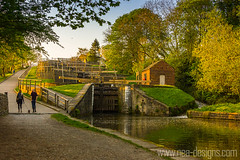 _MG_8808 (_neiledwards_) Tags: sunset canon canal locks leedsliverpoolcanal bingleyfiverise canon550d