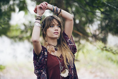Freepeople (Anastasia Vervueren) Tags: wild portrait nature fashion photography dance free boho gipsy