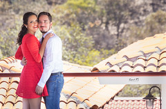 Sesion de Pareja (Emmanuel 2G) Tags: love canon eos photoshoot natural pareja amor boda felicidad fullframe alegre sesion rancho 6d sesiondepareja