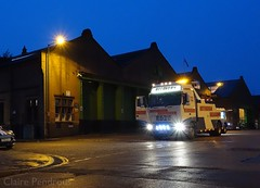 Nottingham Breakdown at Trent Bridge Works (Lady Wulfrun) Tags: city truck garage transport lorry works depot recovery nct notttingham trentbridgeworks nottinghambreakdown