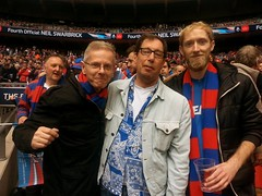 Palace v Man Utd - FA Cup Final 2016 (Paul-M-Wright) Tags: london cup manchester crystal 21 stadium united may saturday palace final fans fa supporters versus wembley 2016 cpfc