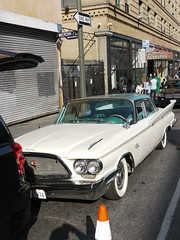 1960 Chrysler New Yorker (mgronwold) Tags: losangeles downtown dtla chrysler newyorker 1960