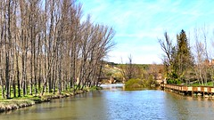 Soria_0014 (Joanbrebo) Tags: bridge rio river puente pont soria riu autofocus duero castillaylen rioduero lunaphoto efs18135mmf3556is canoneos70d descubramosespaacom
