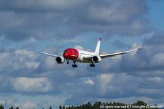 LN-LNF (2) (Christoffer Andersen) Tags: oslo airplane norwegian boeing osl b787 dreamliner passengerplanes b7878 osloairportgardermoen b7878dreamliner norwegianlonghaul norwegianinternationalair
