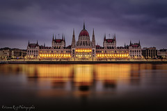 Parlement Budapest (EtienneR68) Tags: city architecture hungary budapest parliament d750 parlement ville hongrie