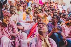 Barsana Nandgaon Lathmar Holi Low res (24 of 136) (Sanjukta Basu) Tags: holi festivalofcolour india lathmarholi barsana nandgaon radhakrishna colours