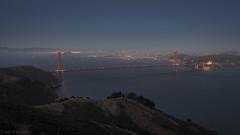 Solstice on the Bay (EricEwing) Tags: sanfrancisco california marin solstice goldengatebridge marinheadlands