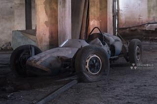 Formula 5 racing car