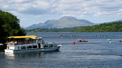 Missed the Boat (Traigh Mhor) Tags: june scotland glasgow balloch lochlomond 2016
