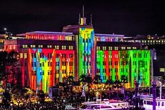Vivid Sydney-127 (Quick Shot Photos) Tags: night canon lights neon au sydney vivid australia newsouthwales therocks projections 2016 instameet