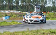 Porsche GT3 Cup Challenge Finland (KeeperinEri) Tags: auto car sport race racecar finland 911 racing porsche motorsport 996 991 gt3 968 997 924 981 jurva botniaring porschegt3cupchallenge