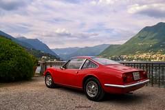8 (Matteo Piva) Tags: lake como classic cars car ferrari alpine bmw alfa romeo hommage lamborghini touring csl discovolante cernobbio miura villadeste leggera