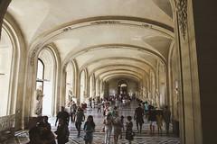 (Stephanie DiCarlo) Tags: louvre thelouvre musuem paris travel europe