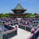 The Sala of Ramayana in Muang Boran (Ancient Siam) in Samut Prakan, Thailand thumbnail