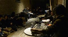 yan jun, sachiko m, li weisi (Sub Jam) Tags: music night concert performance event workshop miji 颜峻 meridianspace