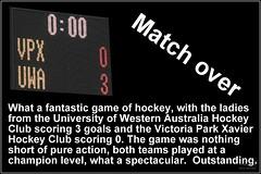 MTL LADIES UWA VS VPXHC_ (228) (Chris J. Bartle) Tags: park 3 hockey club university stadium australia victoria womens perth western toyota wa vic uni xavier may2 uwa melville 2015 league1 vpxhc