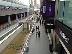 Crossrail Place (diamond geezer) Tags: canarywharf crossrailplace