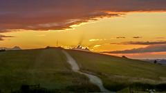 Autumn Sunset At Combe Gibbet (AppleTV.1488) Tags: 19aug2014 19082014 2014 adobephotoshoplightroom571macintosh appletv1488 august berkshire combe combegibbet dmctz30 dayone england europe evening flickr gb gbr gallowsdown greatbritain lightroom metadata onedrive panasonic photography sunset sundown uk unitedkingdom westberkshire focallength35mm pm unknownflash landscapeaspectratio