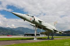 Mirage IIIS 3S J-2313 (Spotterforlife) Tags: schweiz ch nidwalden buochs
