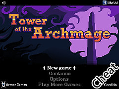 大法師之塔:修改版(Tower of the Archmage Cheat)