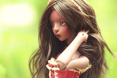 meets (dorkandy) Tags: bjd manon cerisedolls