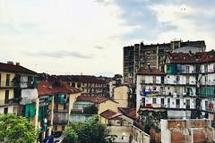 Morning Turin Italy (Suppaman00) Tags: morning italy panorama 6 clouds buildings torino exposure italia turin iphone iphone6 morningturinitalyiphone6edificesunsunnyexposuretorinoitaliaalba