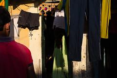 Worli - Mumbai (Boris Hamilton) Tags: light india colors contrast colours bombay mumbai worli