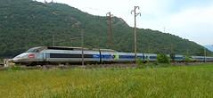 S.Valeriano, Maggio 2015. (633massimo) Tags: torino tgv sncf ferrovia frejus eurocity modane svaleriano