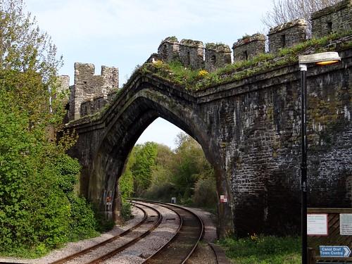 Railway Arch, Conwy