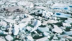 Cos de hielo en el lago argentino, PATAGONIA C-2247 (Enrique Palmero) Tags: patagonia hielo lagoargrntino