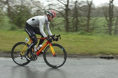 George Pym (Steve Dawson.) Tags: road uk england cold wet bike race canon eos is team yorkshire raleigh cycle tdy april usm ef28135mm gac damp 29th uci 2016 f3556 50d ef28135mmf3556isusm canoneos50d georgepym tourdeyorkshire harswell