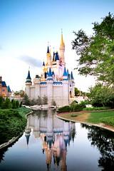 Cinderella's castle (nataliegraham3) Tags: castle cinderella waltdisneyworld magickingdom cinderellascastle g1x g1xmark2 canong1xmkii