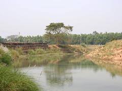 Amader chhoto nodi (kaushb) Tags: santiniketan kopai