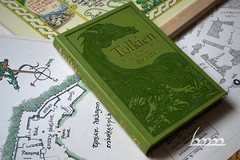 An Atlas of Tolkien by David Day (Iceman_ic400) Tags: cartography atlas calligraphy tolkien middleearth johnronaldreueltolkien jrrt davidday tolkiencalligraphy manuscriptardalibraryproject