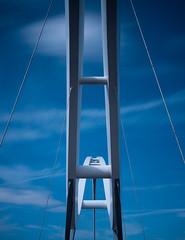 _DSC9765 (adam_reynolds) Tags: bridge sunset water river infinity stockton tees