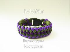 IMG_2362 (Elena Murzina) Tags: hand made bracelet survival   paracord         helenmur