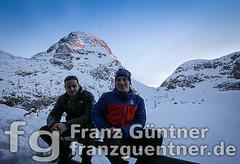 FG20150214_0016_SeeleinseeWinter0215-46 (franz.guentner) Tags: winter bayern berchtesgaden wolken skitour sonnenschein gipfel berchtesgadenerland keinemenschen kahlersberg seeleinsee aufdembild