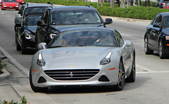 Ferrari California T (SPV Automotive) Tags: california sports car silver t convertible ferrari exotic supercar