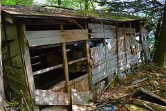Lake Chuzenji - not sure this shed would keep the boat inside safe and dry (louisemarston) Tags: lake japan nikko lakechuzenji nikkonationalpark