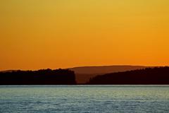 Twilight skies (Ib Aarmo) Tags: evening sunset twilight skies water sea fjord colors light outdoor nature