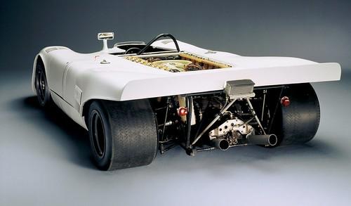 Porsche 917. 1969 год