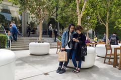 Apple Store (sirgious) Tags: sanfrancisco applestore unionsquare spurexhibit