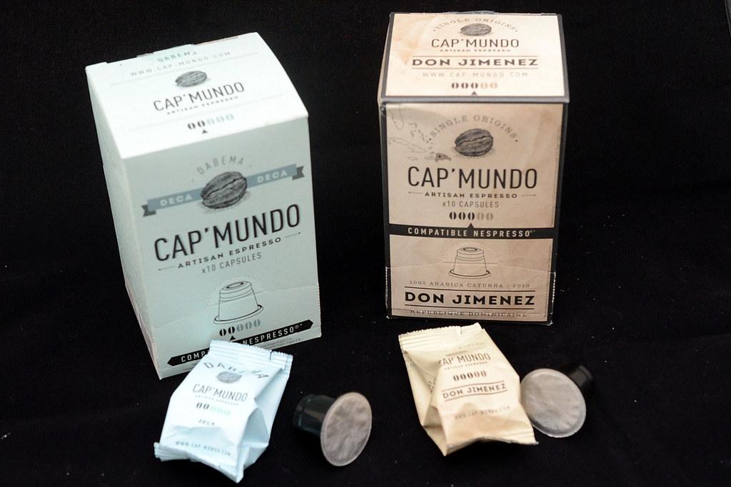 CAP' Mundo 咖啡膠囊 Insinger 代理
